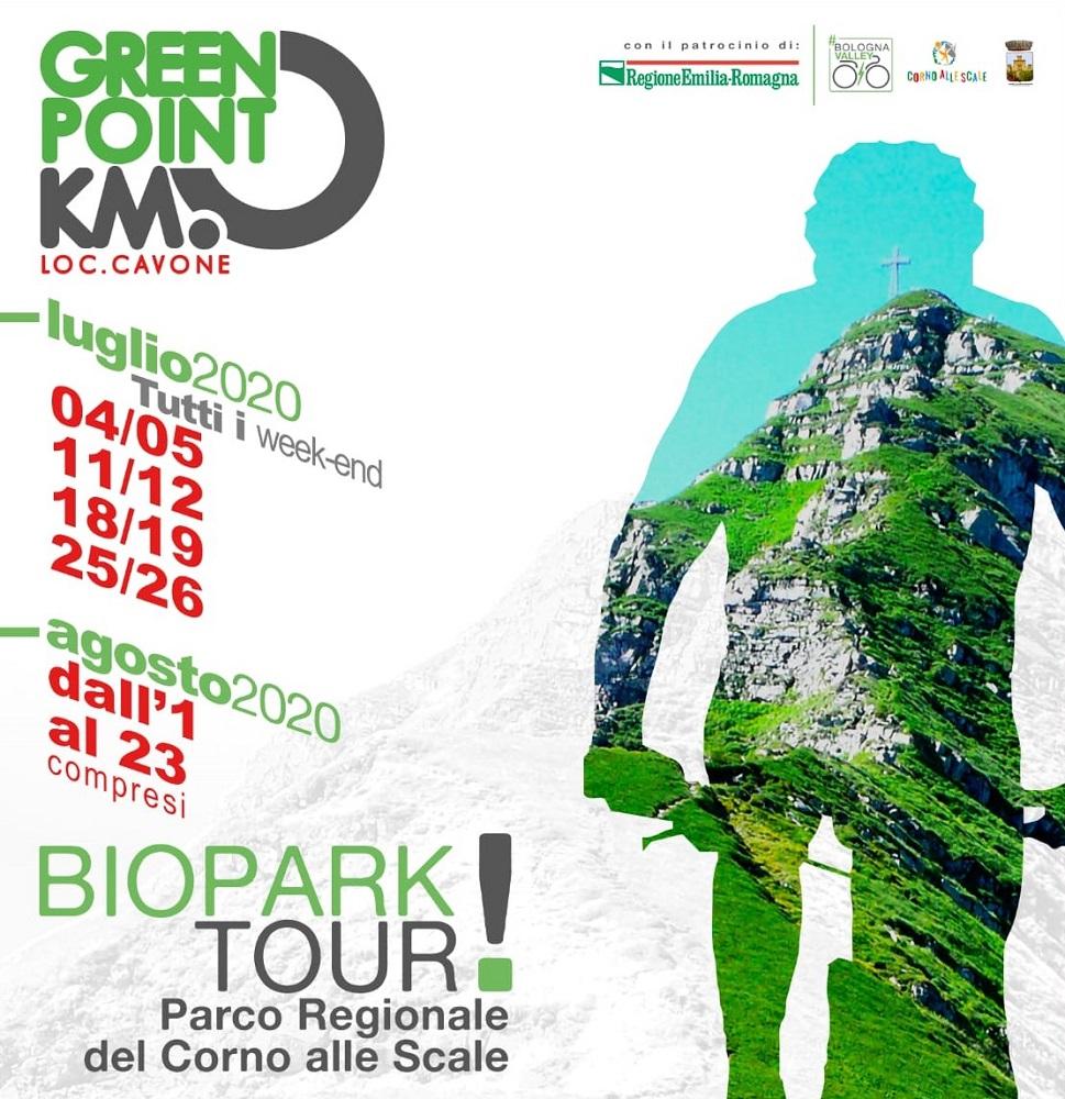 I tour e-bike di Green Point Km.0